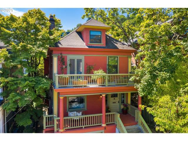 2432 NW Johnson St, Portland, OR 97210 (MLS #21430797) :: Duncan Real Estate Group