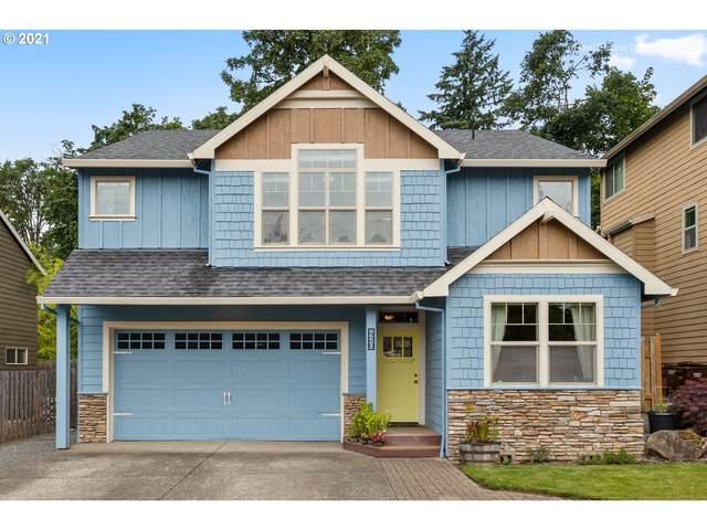 420 Dennis Way, Gladstone, OR 97027 (MLS #21430906) :: Lux Properties