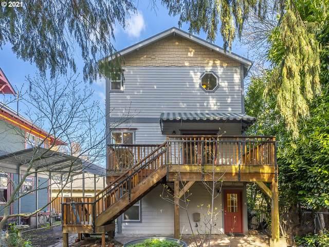 1035 SE Cesar E Chavez Blvd, Portland, OR 97214 (MLS #21430912) :: Next Home Realty Connection