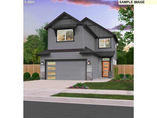 10913 NE 137TH Cir, Vancouver, WA 98662 (MLS #21430940) :: Townsend Jarvis Group Real Estate