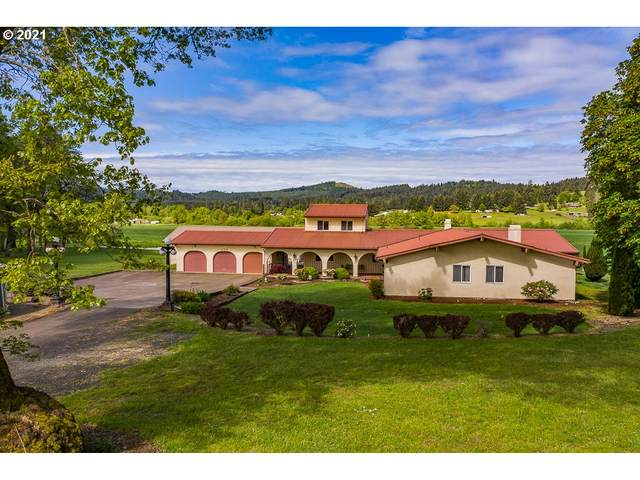 26317 Hall Rd, Junction City, OR 97448 (MLS #21431037) :: Song Real Estate