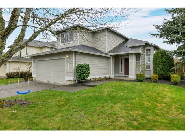 15782 NW Hackney Dr, Portland, OR 97229 (MLS #21431112) :: Change Realty