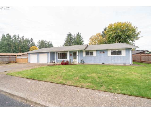 1163 SE Laurel St, Mill City, OR 97360 (MLS #21431120) :: The Haas Real Estate Team