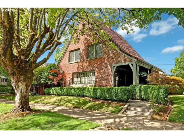 4034 NE Laddington Ct, Portland, OR 97232 (MLS #21431494) :: Premiere Property Group LLC