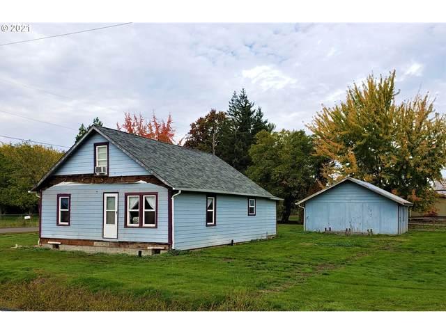14375 Ballston Rd, Sheridan, OR 97378 (MLS #21431671) :: Oregon Farm & Home Brokers