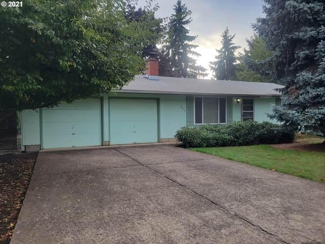 2155 Labona Dr, Eugene, OR 97404 (MLS #21431869) :: Song Real Estate