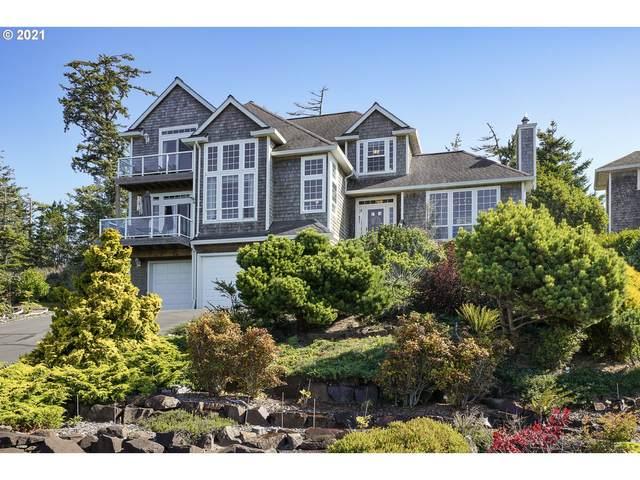 305 Fall Creek Dr, Oceanside, OR 97134 (MLS #21431938) :: Song Real Estate