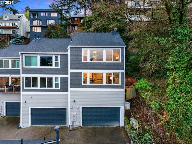 1934 SW Mill Street Ter, Portland, OR 97201 (MLS #21431939) :: The Pacific Group