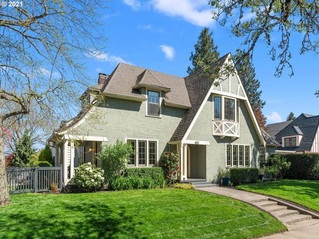 2807 NE Brazee St, Portland, OR 97212 (MLS #21431957) :: Next Home Realty Connection