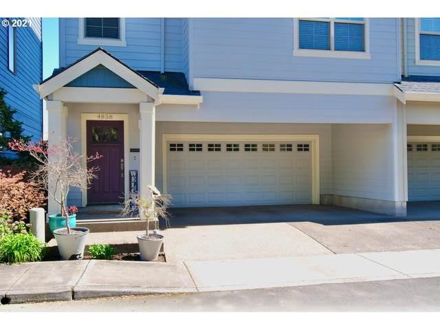 4858 SW 148TH Ter, Beaverton, OR 97007 (MLS #21432469) :: McKillion Real Estate Group