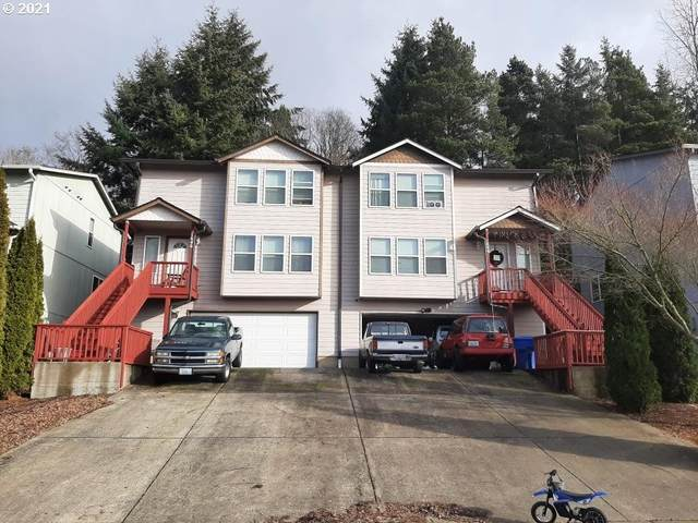 1644 Bowmont Ave, Kelso, WA 98626 (MLS #21432567) :: Premiere Property Group LLC