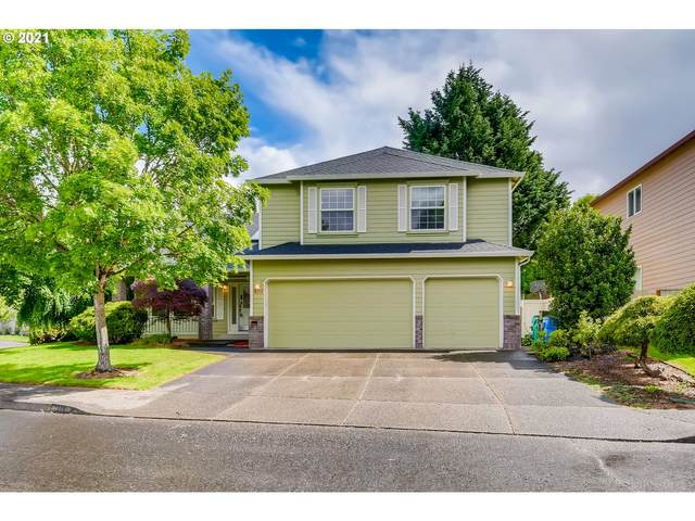 18302 SE 39TH Way, Vancouver, WA 98683 (MLS #21432594) :: Song Real Estate
