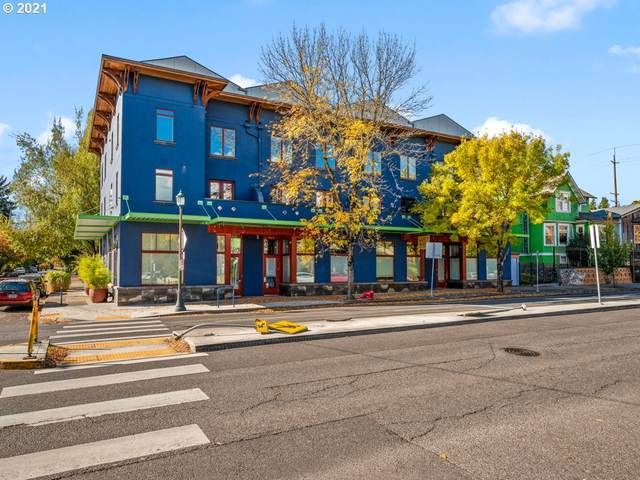 325 NE Graham St #10, Portland, OR 97212 (MLS #21432703) :: The Haas Real Estate Team