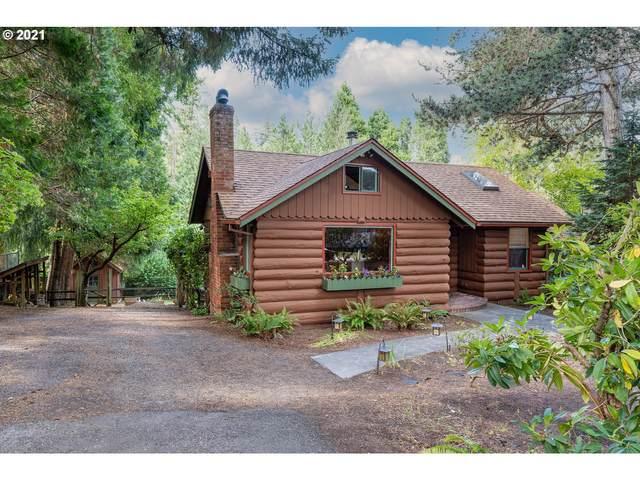 3740 SW Caldew St, Portland, OR 97219 (MLS #21432707) :: The Haas Real Estate Team