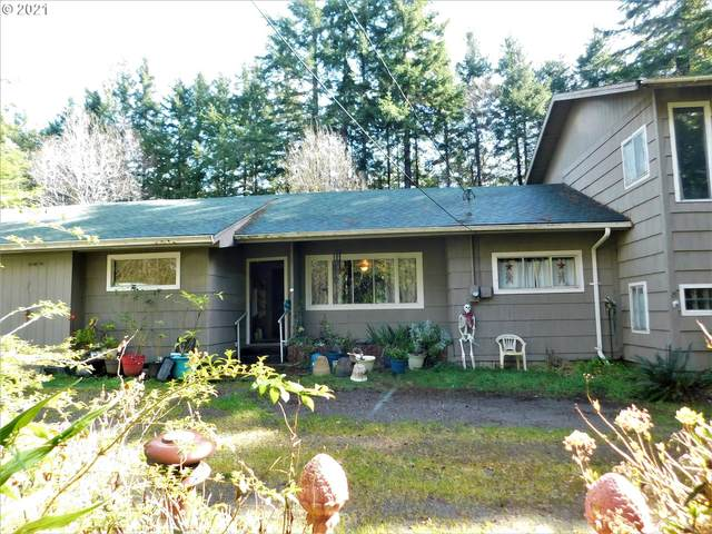 42811 Myrtle Ln, Port Orford, OR 97465 (MLS #21433082) :: Beach Loop Realty