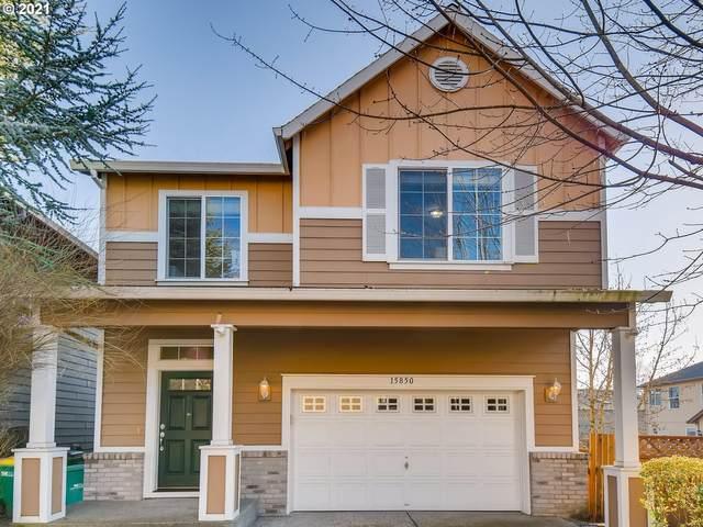 15850 SW Kingfisher Ln, Beaverton, OR 97007 (MLS #21433092) :: Fox Real Estate Group