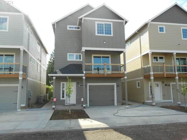 7949 SE Glencoe St #6, Milwaukie, OR 97222 (MLS #21433257) :: Fox Real Estate Group