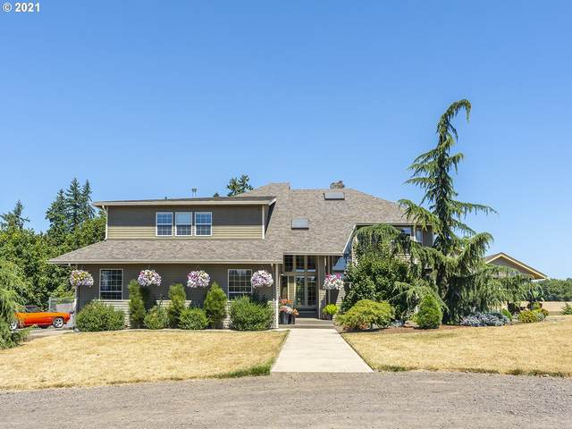 9903 Yergen Rd, Aurora, OR 97002 (MLS #21433429) :: Next Home Realty Connection
