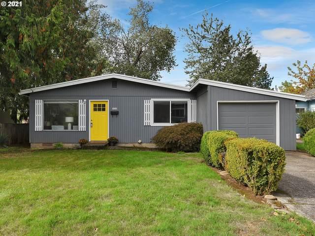 4609 SE 47TH Ave, Portland, OR 97206 (MLS #21433976) :: Premiere Property Group LLC