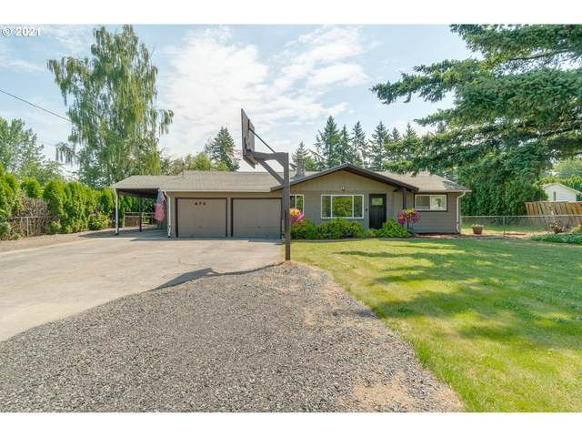 470 SE Kane Dr, Gresham, OR 97080 (MLS #21434455) :: Brantley Christianson Real Estate