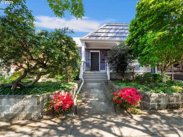 2325 SE Tibbetts St, Portland, OR 97202 (MLS #21434667) :: Next Home Realty Connection