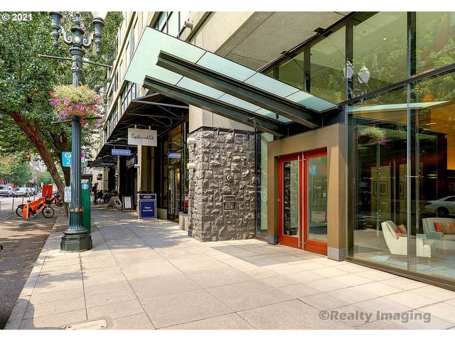 1025 NW Couch St #1319, Portland, OR 97209 (MLS #21434725) :: Premiere Property Group LLC