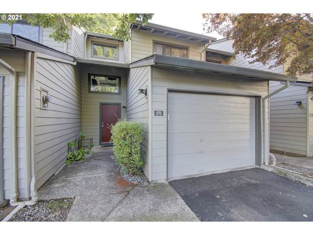 7824 NE Loowit Loop #70, Vancouver, WA 98662 (MLS #21434797) :: Next Home Realty Connection