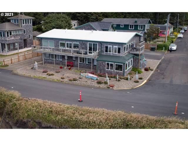 563 W 3RD St, Yachats, OR 97498 (MLS #21434908) :: Premiere Property Group LLC