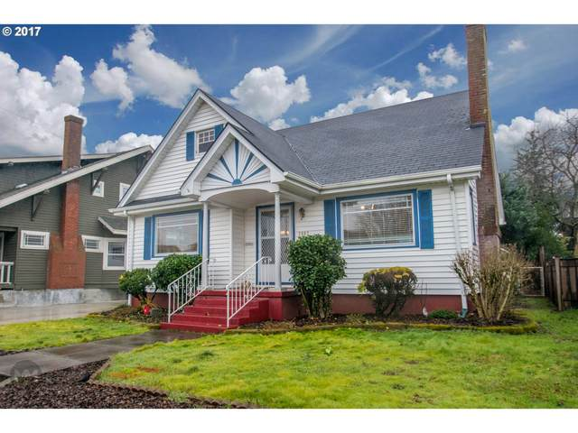 2802 NE 57TH Ave, Portland, OR 97213 (MLS #21435085) :: Next Home Realty Connection