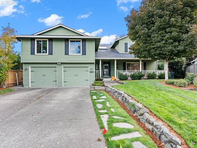 5742 NW 204TH Pl, Portland, OR 97229 (MLS #21435543) :: Reuben Bray Homes