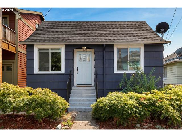 4220 SE Yamhill St, Portland, OR 97215 (MLS #21435545) :: Coho Realty