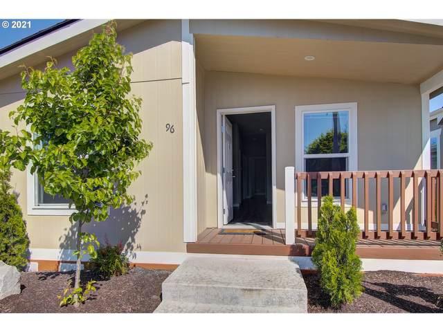 507 NE 99TH St #96, Vancouver, WA 98665 (MLS #21435692) :: Real Tour Property Group