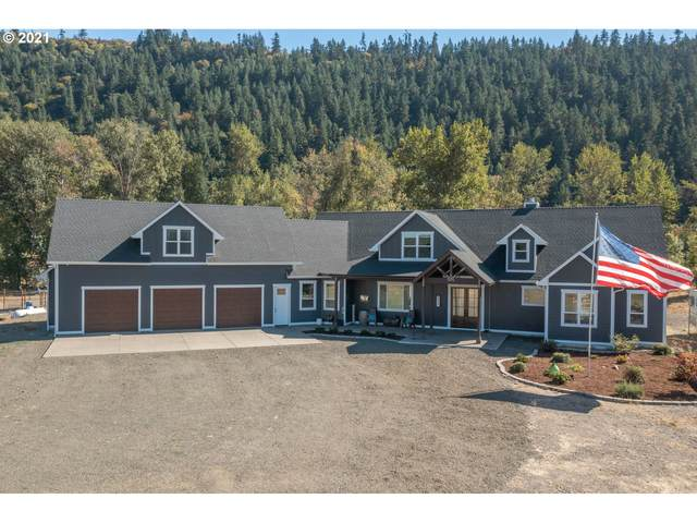 377 Parkinson Rd, Winston, OR 97496 (MLS #21435845) :: Townsend Jarvis Group Real Estate