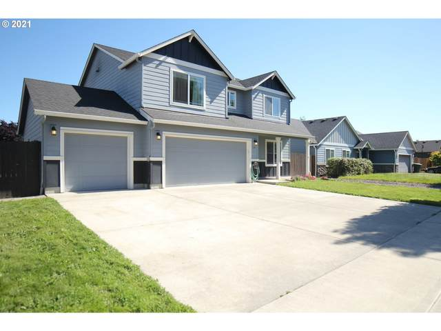 165 Wyatt Dr, Kelso, WA 98626 (MLS #21436055) :: Next Home Realty Connection