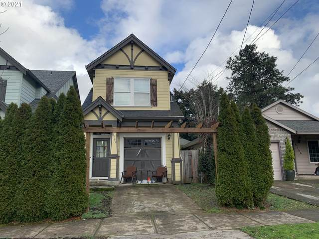 8160 N Haven Ave, Portland, OR 97203 (MLS #21436175) :: Tim Shannon Realty, Inc.