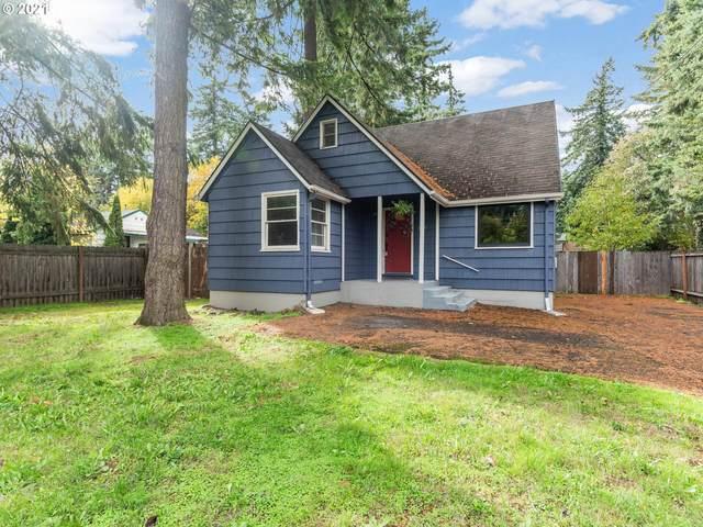 2915 SE 133RD Ave, Portland, OR 97236 (MLS #21436550) :: McKillion Real Estate Group