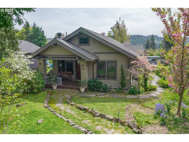 1709 5TH Ave, West Linn, OR 97068 (MLS #21436647) :: Premiere Property Group LLC