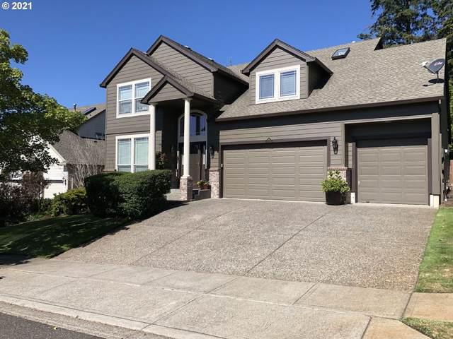 12045 SW Turnstone Ave, Beaverton, OR 97007 (MLS #21436720) :: McKillion Real Estate Group