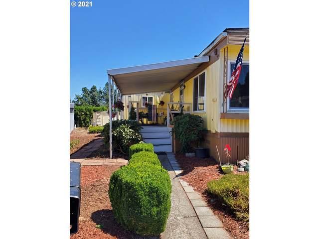 15130 S Maplelane Rd #44, Oregon City, OR 97045 (MLS #21436828) :: Keller Williams Portland Central