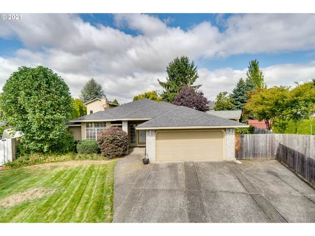 15716 NE 6TH Cir, Vancouver, WA 98684 (MLS #21436875) :: Townsend Jarvis Group Real Estate