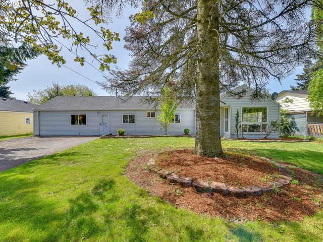 11512 NE Couch St, Portland, OR 97220 (MLS #21436891) :: The Liu Group