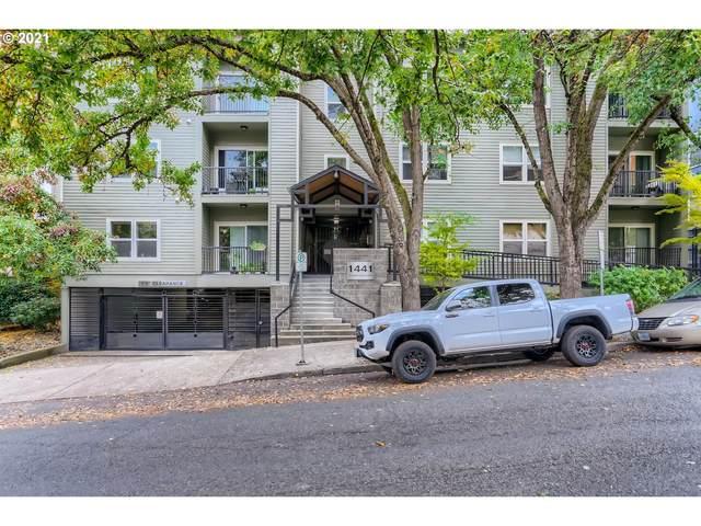1441 SW Clay St #107, Portland, OR 97201 (MLS #21436979) :: Stellar Realty Northwest