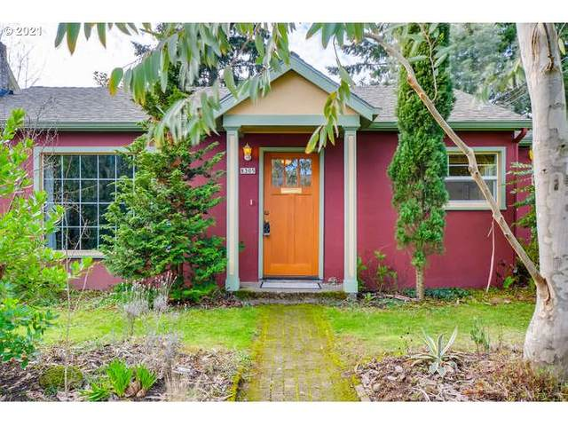 8305 N Wayland Ave, Portland, OR 97203 (MLS #21437835) :: Coho Realty