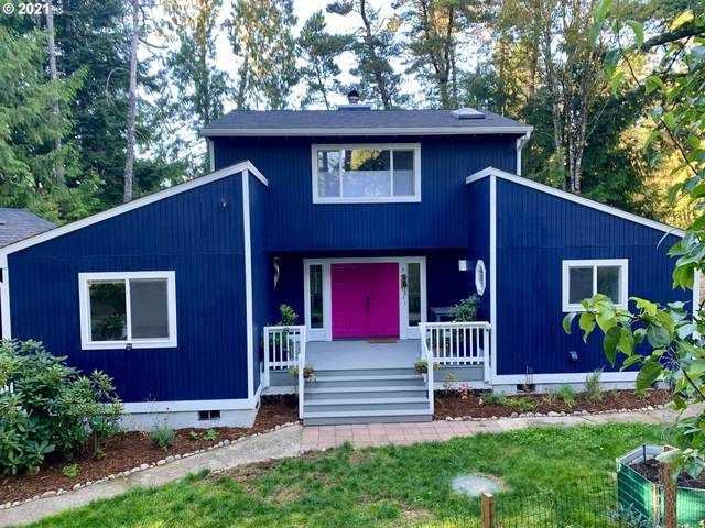 88352 Collard Lake Rd, Florence, OR 97439 (MLS #21437921) :: Triple Oaks Realty