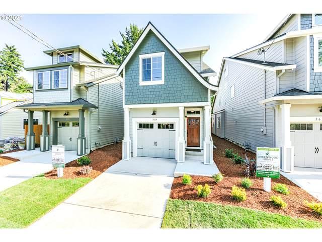 3664 SE Lambert St, Portland, OR 97202 (MLS #21437982) :: Lux Properties