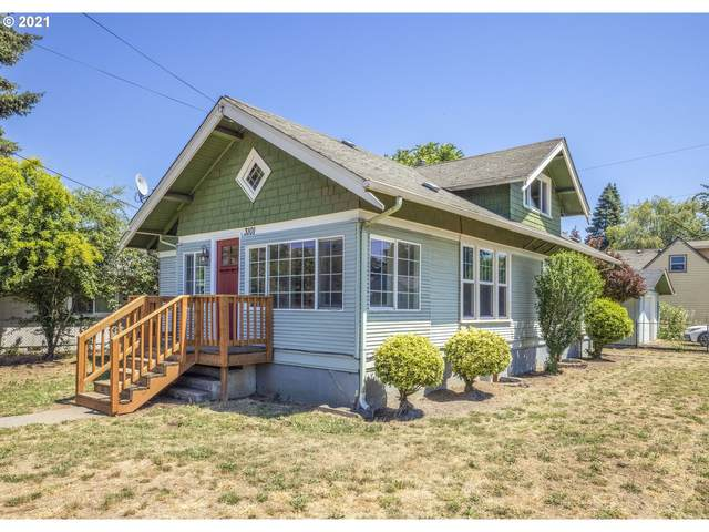 3101 L St, Vancouver, WA 98663 (MLS #21438089) :: Townsend Jarvis Group Real Estate