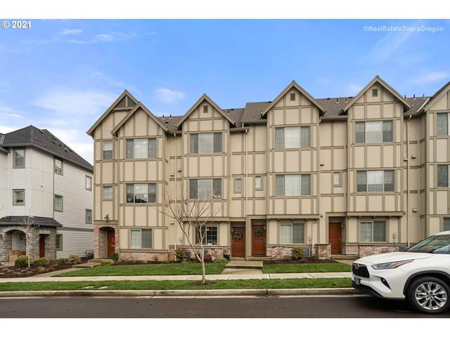 13743 SW Silent Fox Ter, Sherwood, OR 97140 (MLS #21438223) :: Fox Real Estate Group