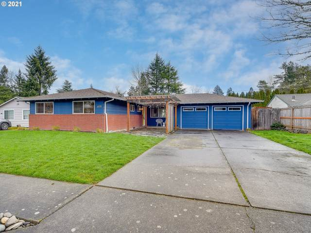 6570 SW Peach Ln, Beaverton, OR 97008 (MLS #21438314) :: Premiere Property Group LLC
