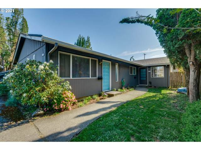 6016 SE 53RD Ave, Portland, OR 97206 (MLS #21438412) :: The Pacific Group
