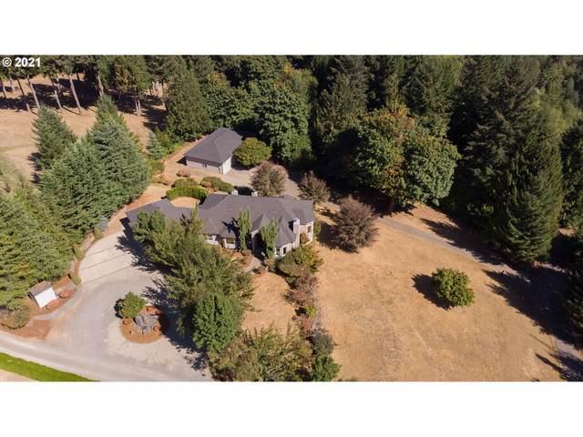100 NW 381ST St, La Center, WA 98629 (MLS #21438526) :: Cano Real Estate